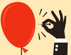 Ballon-doorprikken